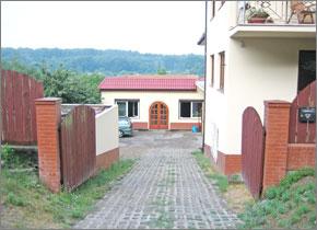 Drukarnia Paw - widok od ul. Zegadłowicza