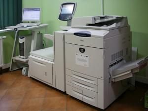 Maszyna Xerox DocuColor 242 do druku cyfrowego